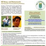 Artikel über Gründung der NÖ Berg- und Naturwacht OEL Hainburg in der Gemeindezeitung 4/2014 von Bad Deutsch-Altenburg