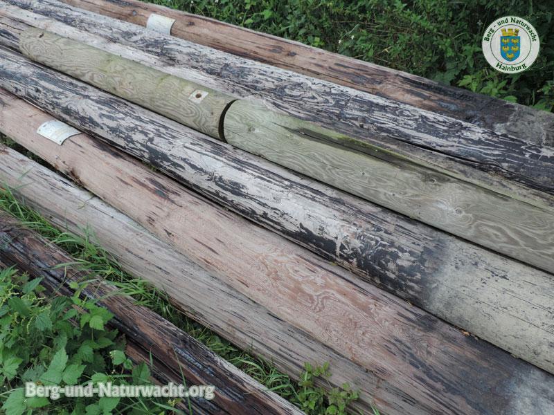 Lagerung von gefährlichen Abfällen - der Besitzer steht bis zur Entsorgung in der Pflicht | Foto: Berg-und-Naturwacht.org