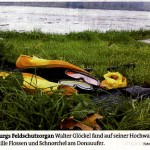 Foto der Niederösterreichischen Berg- und Naturwacht Hainburg in den Bezirksblättern